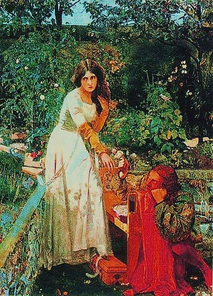 Тристан и Изольда в живописи прерафаэлитов и художников их времени