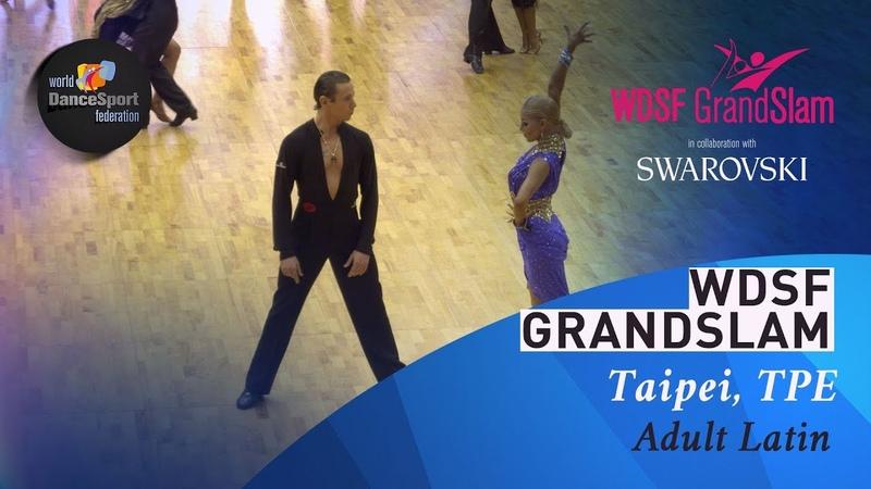 Tsaturyan - Gudyno, RUS | 2019 GrandSlam LAT Taipei | R2 C
