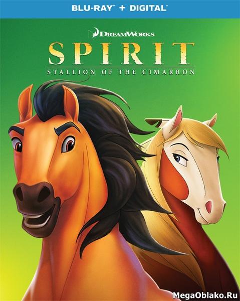 Спирит: Душа прерий / Spirit: Stallion of the Cimarron (2002/BDRip/HDRip)
