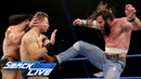 The Miz R Truth vs Drew McIntyre Elias Tag Elimination Match SmackDown LIVE June 18 2019