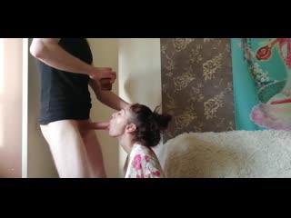 Сестра моей жены) домашнее порно секс любительское молодые русское минет с