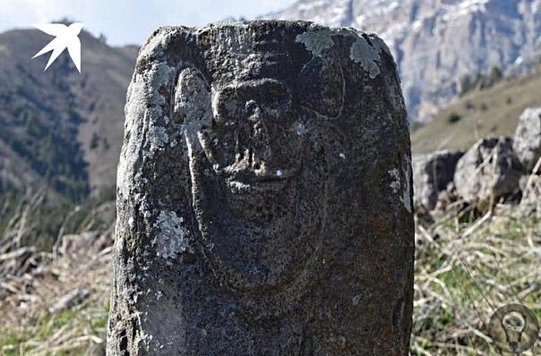 """Странные человекообразные """"существа"""" в горах Ингушетии"""