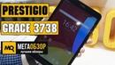 PRESTIGIO Grace 3738 3G обзор планшета