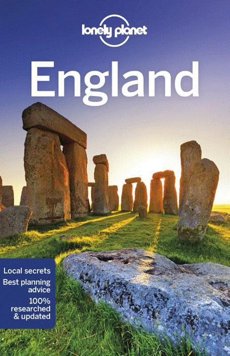 Lonely Planet England (2019)