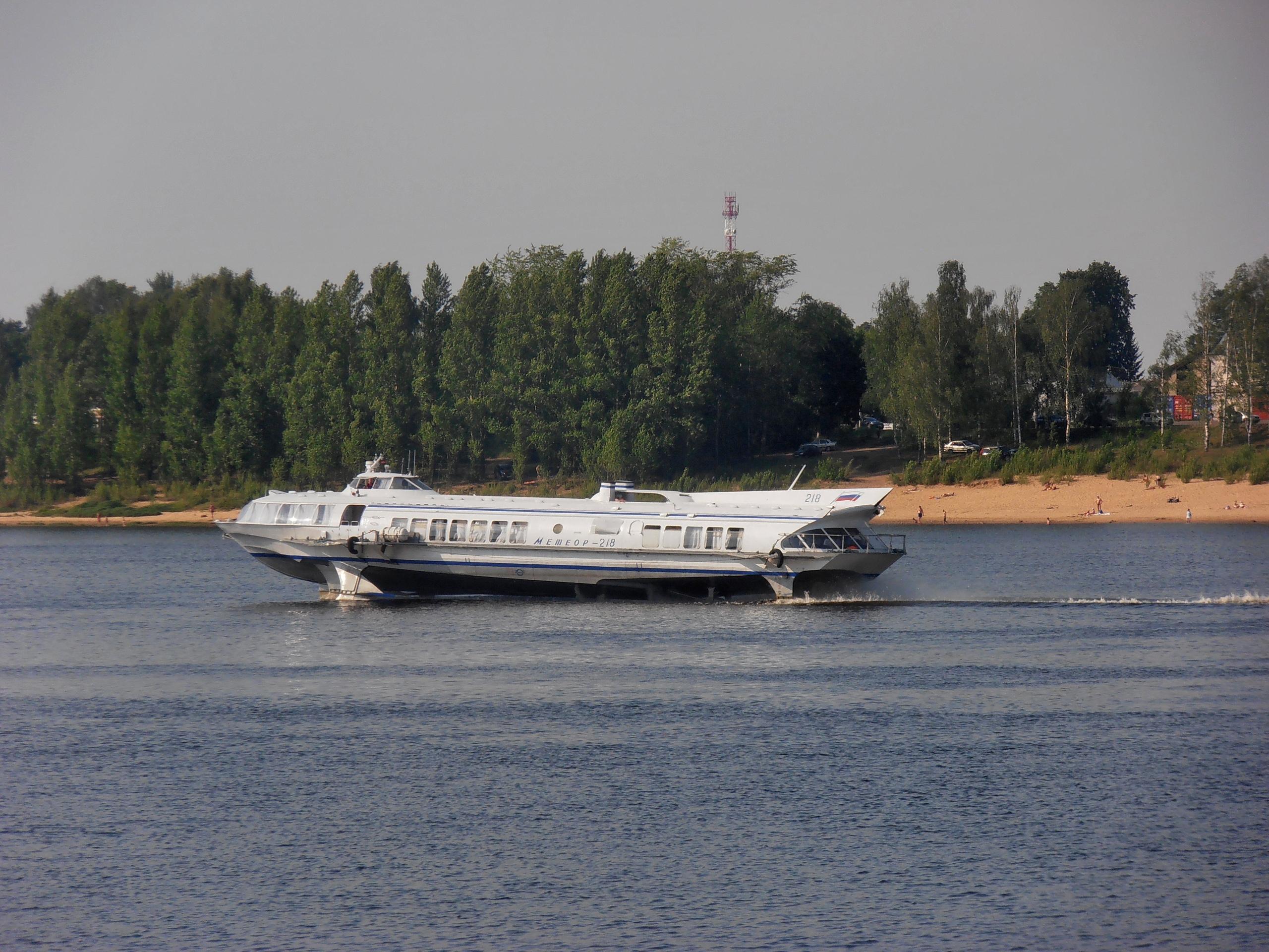 Метеор-218. Рыбинск