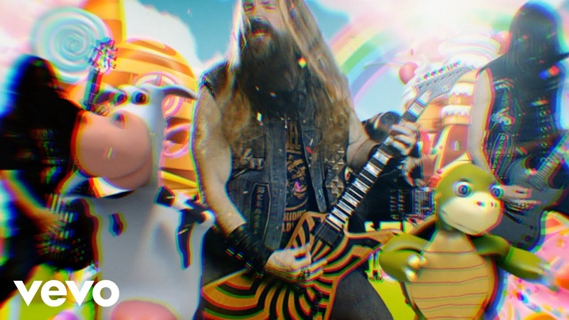 Black Label Society - Bored To Tears (Official Video)