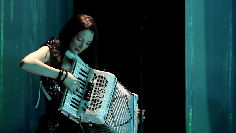 Афина - аккордеон - Мария Селезнева