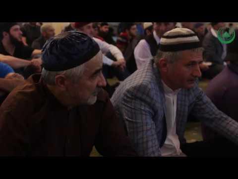Пятничная хутба Шейха Салахьа Межиева в мечети Сердце Чечни 18.04.2019г
