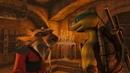 Мультфильм Черепашки ниндзя 2007 HD