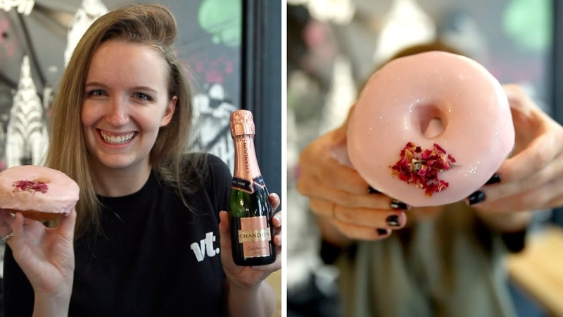 We Tried Champagne Donuts | Episode 30 | Twisted Explore