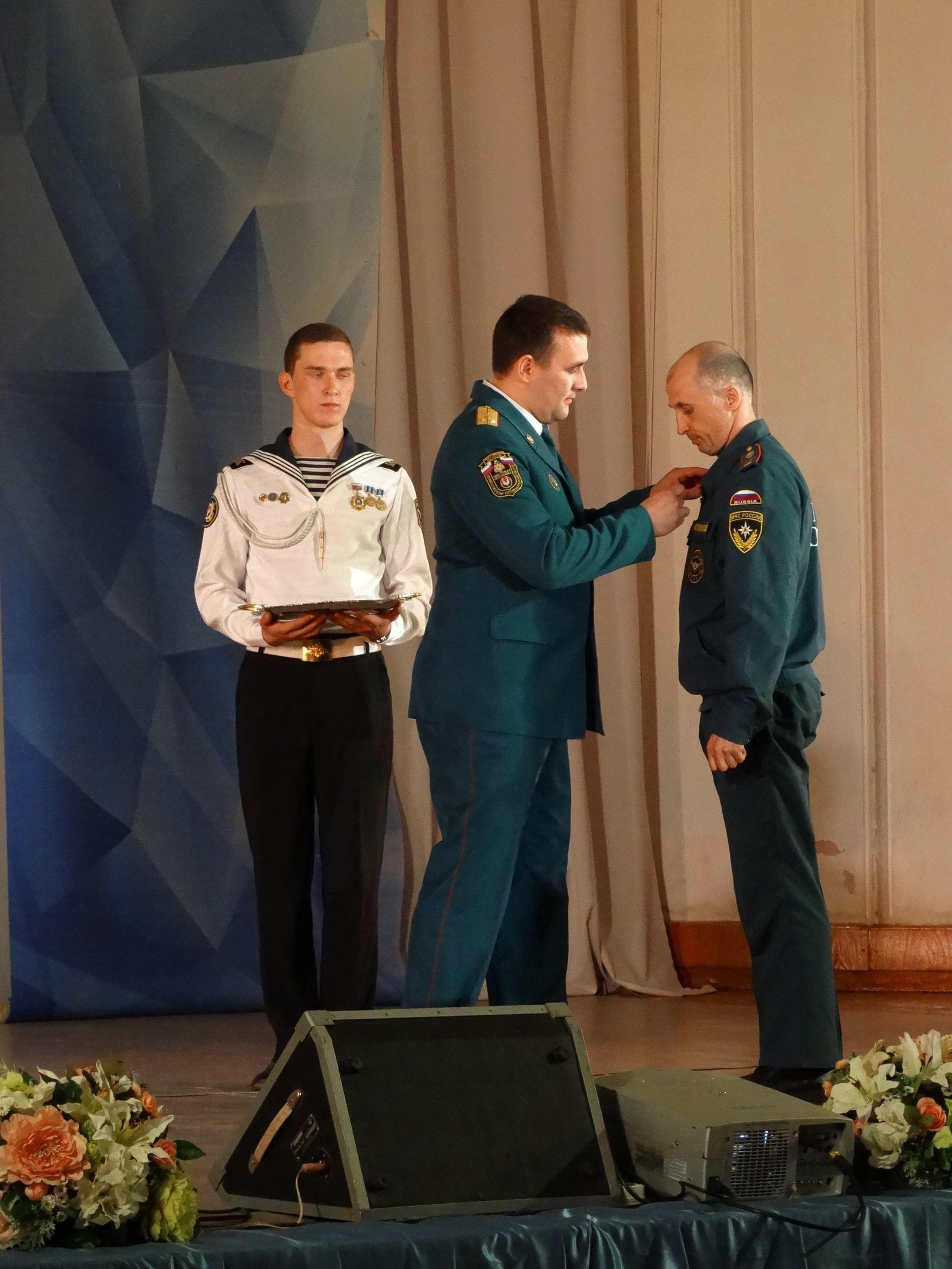 торжественный вечер посвященный 370 летию пожарной охраны России