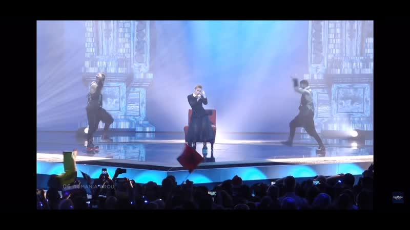 Представитель Румынии на конкурсе Евровидение 2019 Эстер Пеони Второй полуфинал