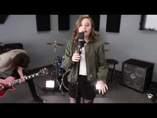 Рок-кавер песни katy perry - e.t. в исполнении first to eleven