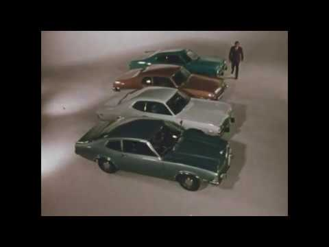 1972 Ford Maverick Commercial Gill Gerard Spokesperson