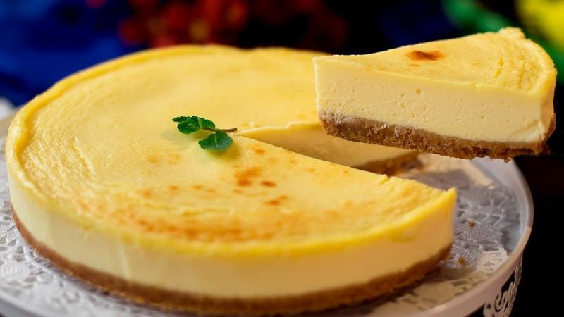 Чизкейк Нью-Йорк - потрясающий десерт, достойный самых известных кондитеров! | Appetitno.TV