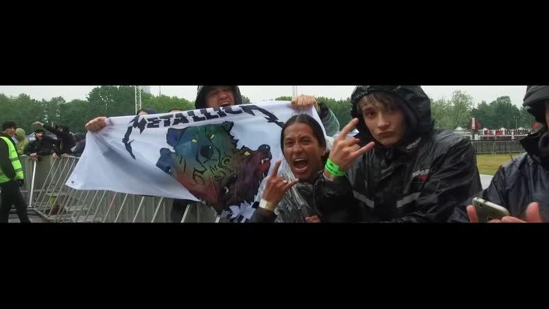 Metallica׃ Thank You, Milano! [Full HD 1080p]