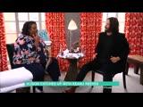 Alison Hammond interviews Keanu Reeves about John Wick 3