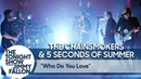 The Chainsmokers and 5 Seconds of Summer: Who Do You Love