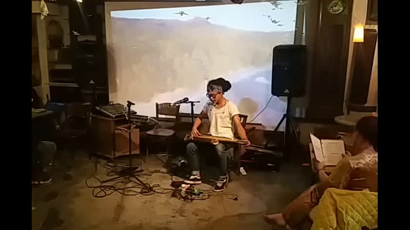 Rizal Razendriya (Bali) в Ауровилле 05.07.2019