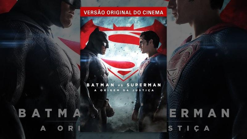 Batman VS Superman: A Origem Da Justiça (Dublado)
