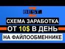 ГОТОВАЯ СХЕМА ЗАРАБОТКА ОТ 10$ В ДЕНЬ В ИНТЕРНЕТЕ БЕЗ ВЛОЖЕНИЙ 2019
