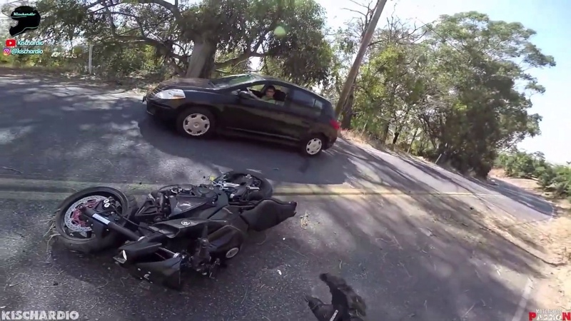 16 MOTORCYCLE CRASHES | ROAD RAGE | MOTO Fails 2019