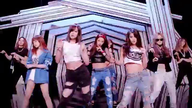 "н‹°м•""лќј T-ara - Sugar Free (BigRoom Ver.) Official M-V"