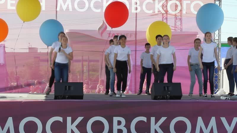 100 лет Московскому району