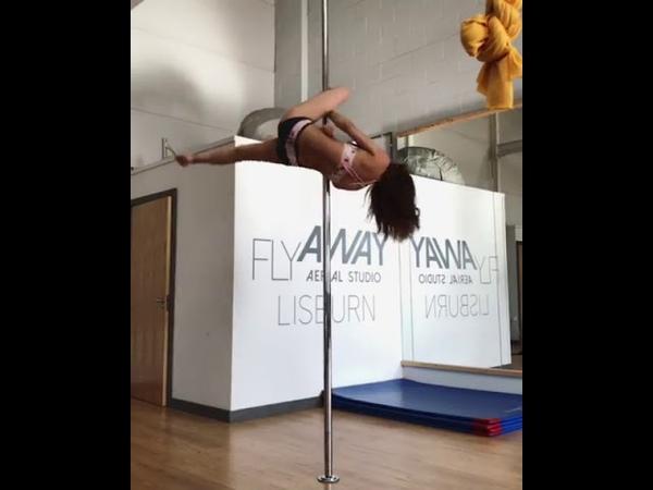 Pole Dance Связка для динамичного пилона 175