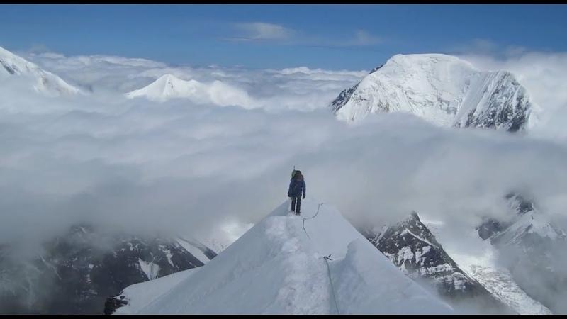 Восхождение на пик Хан Тенгри Как выжить и дойти до цели