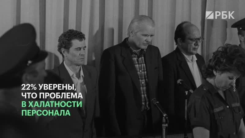 Страх россиян перед новым Чернобылем снизился до исторического минимума