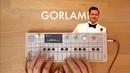 GORLAMI — Remixing Brad Pitt (Inglourious Basterds) on the OP-1