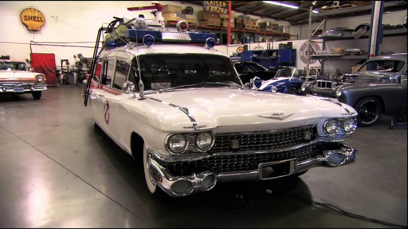 Ecto 1 | Resurrecting the Classic Car