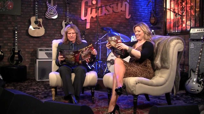 Whitesnake TV Episode 2 - David Coverdale - Vegas Rocks Magazine Awards