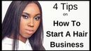 How to Start a Hair Business with Private Label Extensions, Instagram, Dropshipping by Charlo Greene