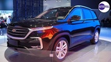 Chevrolet Captiva 2019 | Preview Mundial