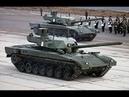 Т-14 Армата стреляет по целям на полигоне
