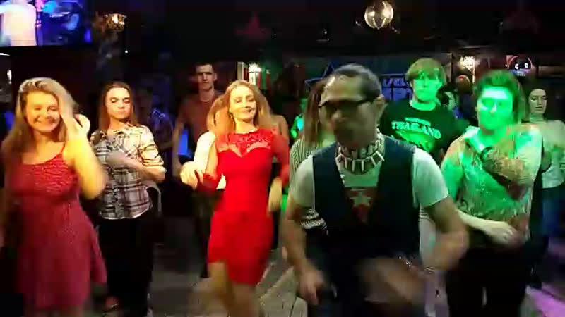 Now! Chino @ Liberty Salsa Cocktail!