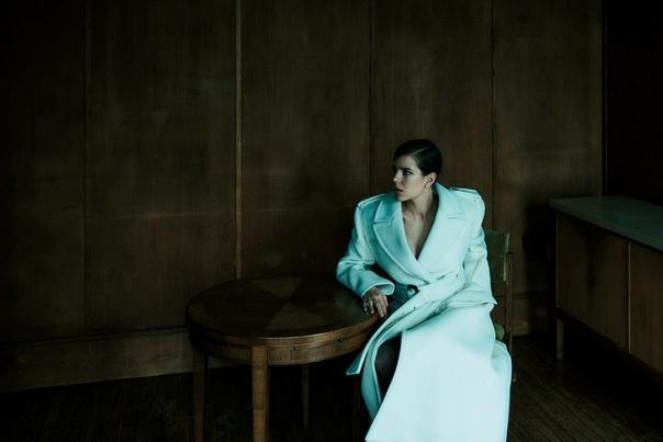 Шарлотта Казираги в мексиканском Vogue