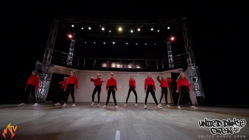ICE   Teens Beginners   UNITED DANCE OPEN XXVI
