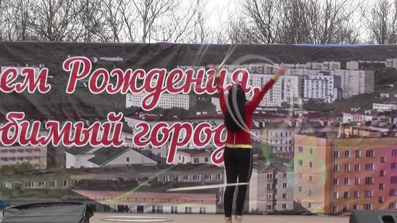 Городское народное гуляние С днём рождения любимый город