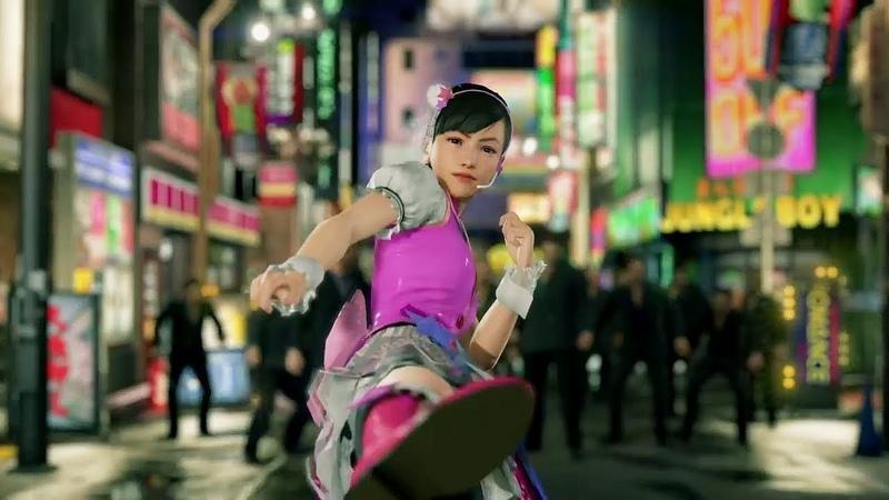 Ryu Ga Gotoku Online - Special Trailer