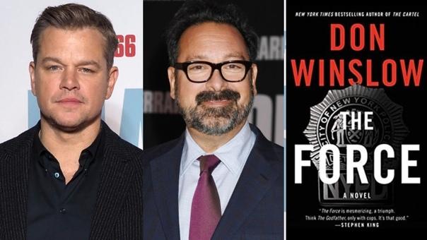 Мэтт Дэймон вновь поработает с режиссером «Ford против Ferrari»