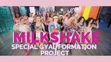 MILKSHAKE KELIS - SPECIAL GYAL FORMATION VIDEO PROJECT BY AYA LEVEL