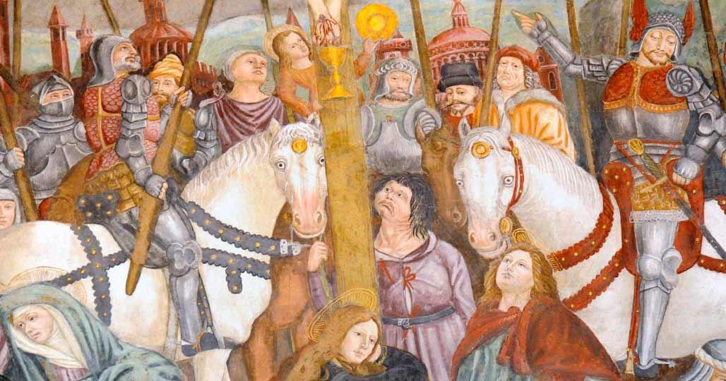 Итальянские рыцари