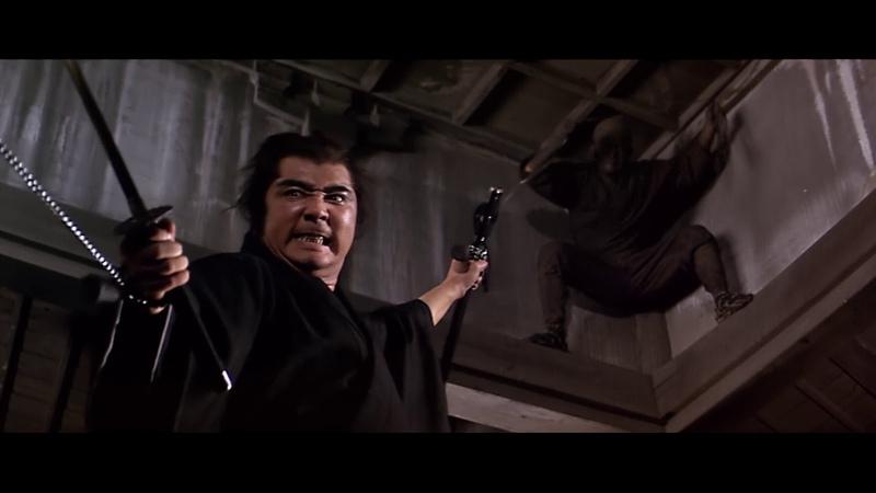 若山富三郎 殺陣 子連れ狼 72-74 LONE WOLF AND CUB starring Tomisaburo Wakayama