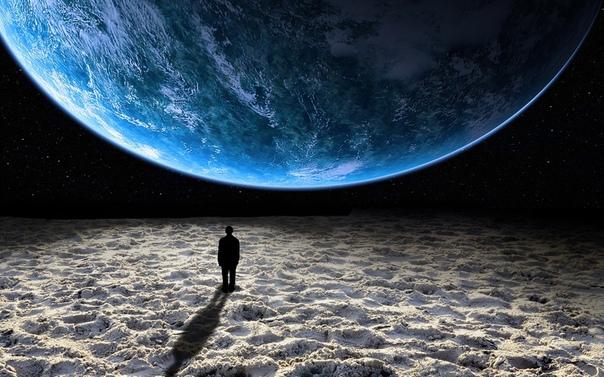 401 056 - километров максимальное расстояние, на которое люди отдалялись от Земли.