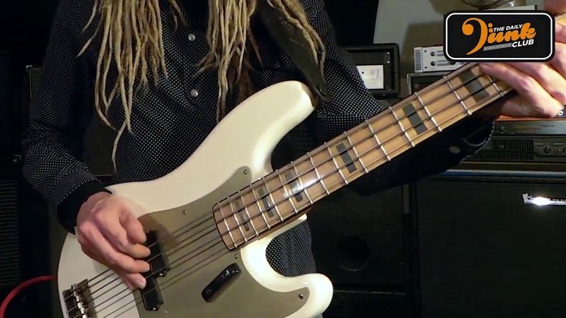 Exclusive - Remco Hendriks Bass Lesson - The Daily Funk Club