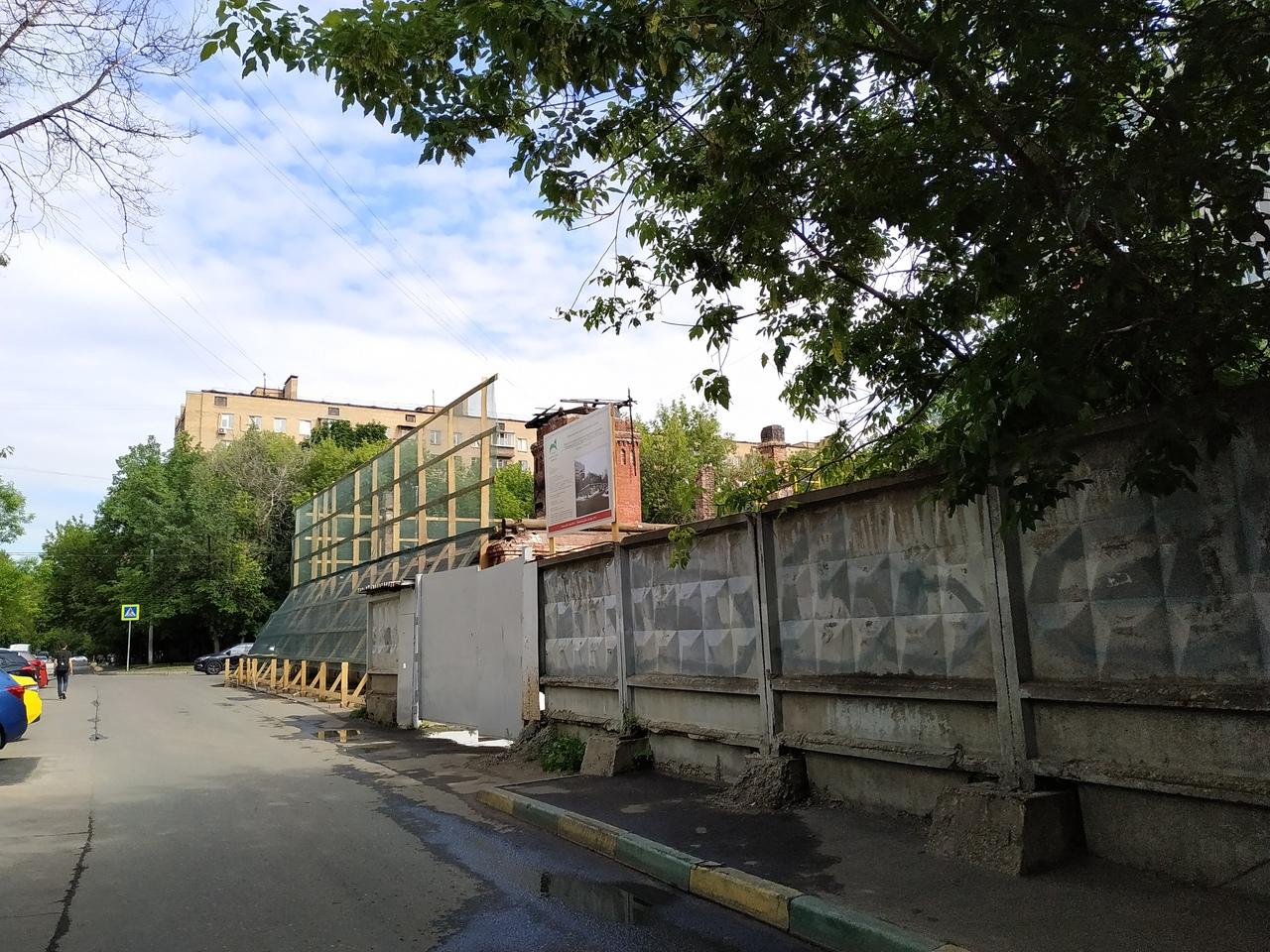 Реставрация дома с каланчой в Преображенском