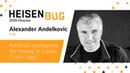 Alexander Andelkovic — Artificial intelligence for testing in Candy Crush Saga